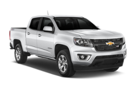 CHEVROLET COLORADO DUAL CB WAGON 3.0